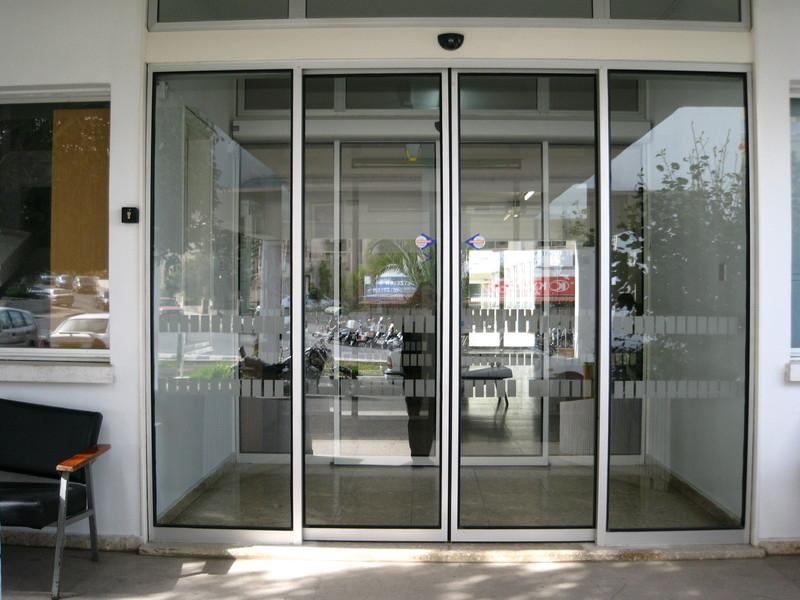 Автоматические двери Ditec